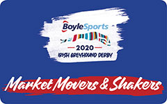 Click here for the latest odds from sponsor's BoyleSports