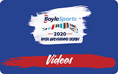 Click here for Videos from this year's BoyleSports Irish Greyhound Derby