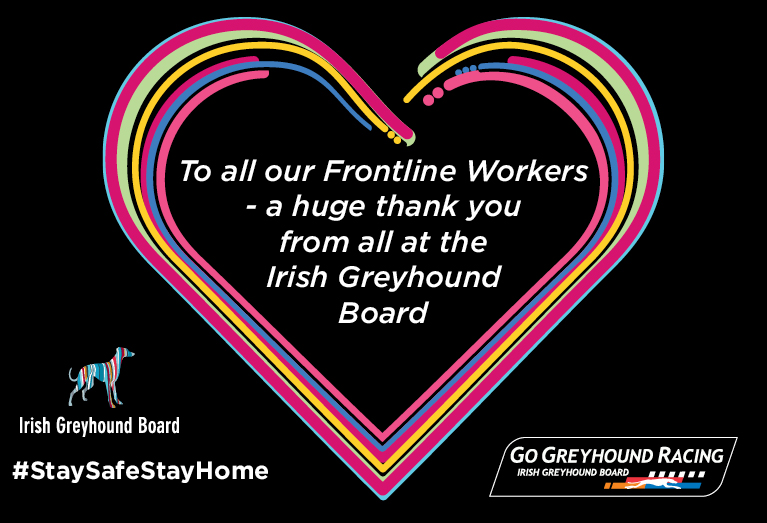 Thank you to all of our Frontline Workers